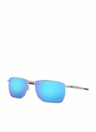 Oakley oo4142 Sonnenbrille Herren, Grau