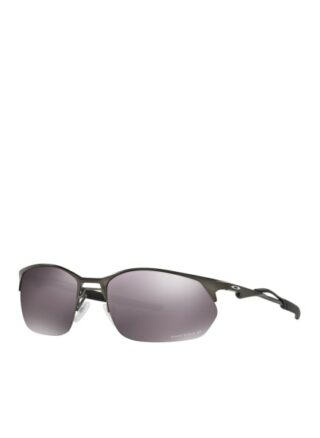 Oakley oo4145 Sonnenbrille Herren, Grau