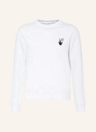 Off-White Caravaggio Lute Sweatshirt Herren, Weiß