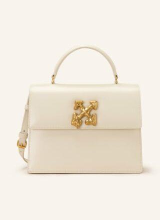Off-White Jitney 2.8 Handtasche Damen, Beige