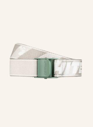 Off-White New Industrial Gürtel Damen, Grau