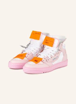 Off-White Off Court 3.0 Hightop-Sneaker Damen, Weiß