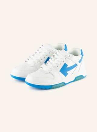 Off-White Out Of Office Sneaker Herren, Weiß