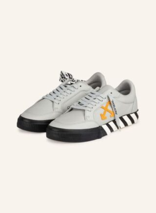 Off-White Sneaker Herren, Grau
