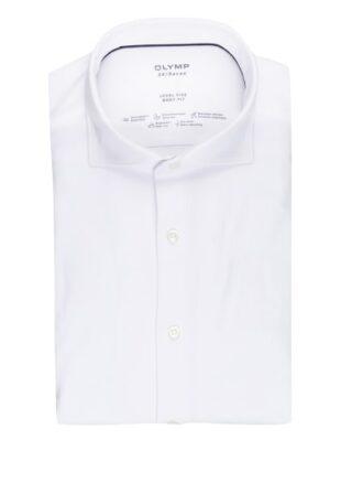 Olymp Level Five 24/7 Jerseyhemd Herren, Weiß