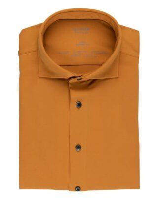 Olymp Luxor 24/7 Jerseyhemd Herren, Gelb