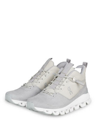 On Cloud Hi Hightop-Sneaker Damen, Grau