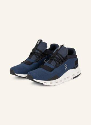 On Cloudnova Sneaker Herren, Blau