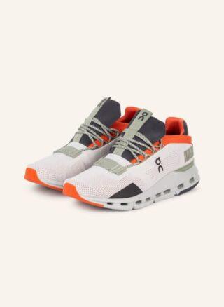 On Cloudnova Sneaker Herren, Silber