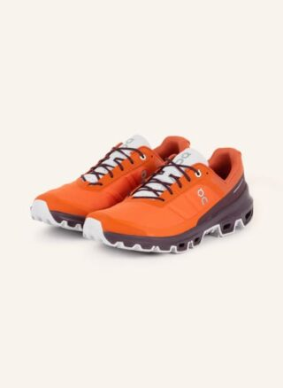 On Cloudventure Sportschuhe Herren, Orange