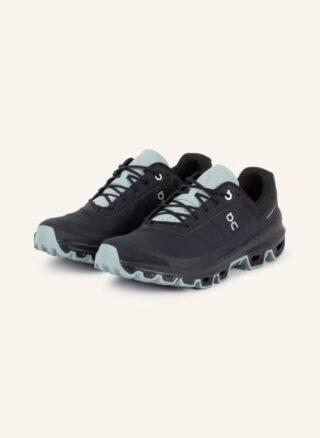 On Cloudventure Trailrunning-Schuhe Damen, Schwarz