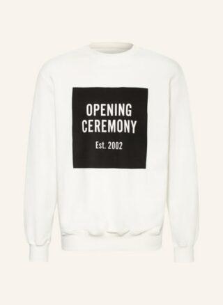 Opening Ceremony Sweatshirt Herren, Weiß
