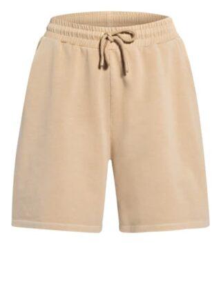 Opus Maali Shorts Damen, Beige