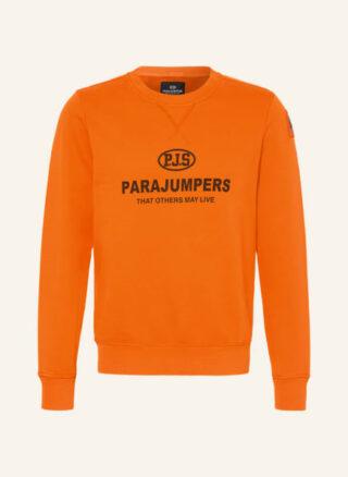 PARAJUMPERS Toml Sweatshirt Herren, Orange