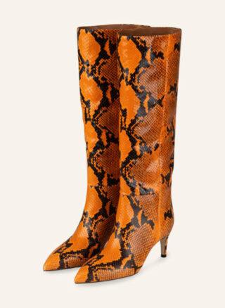 PARIS TEXAS Stiefel Damen, Orange