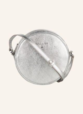 PATRIZIA PEPE Umhängetasche Damen, Silber