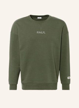 PAUL Sweatshirt Herren, Grün