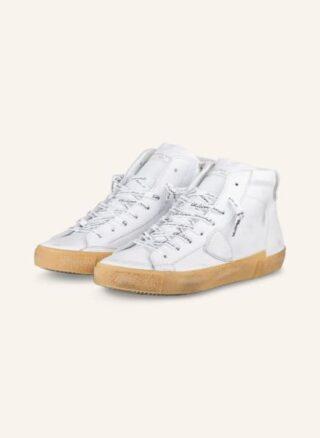 PHILIPPE MODEL Prsx Hightop-Sneaker Damen, Weiß