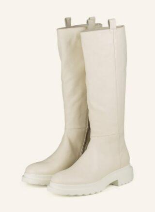 POMME D'OR Rey Stiefel Damen, Weiß