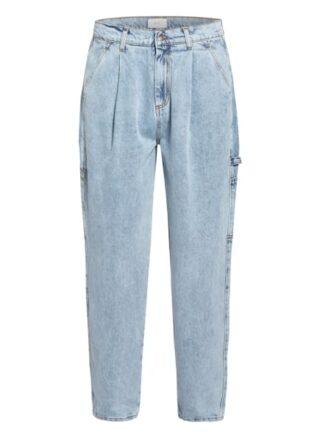 PREACH Straight Leg Jeans Herren, Blau