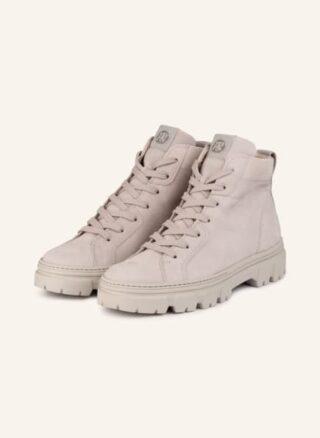Paul Green Hightop-Sneaker Damen, Grau