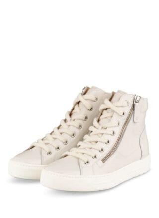 Paul Green Hightop-Sneaker Damen, Weiß