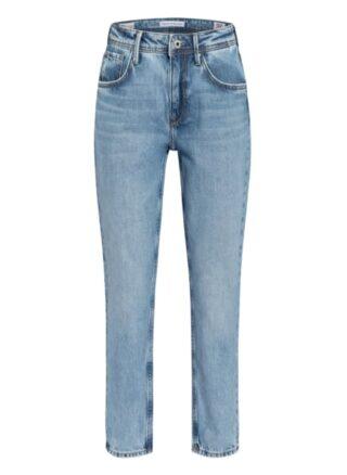 Pepe Jeans Jeans Violet Boyfriend Jeans Damen, Blau