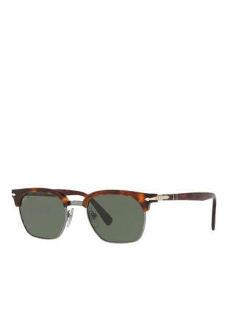 Persol po3199s Sonnenbrille Herren, Grün
