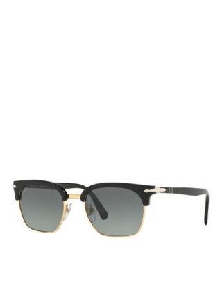 Persol po3199s Sonnenbrille Herren, Schwarz