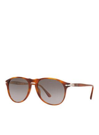 Persol po6649s Sonnenbrille Herren, Braun