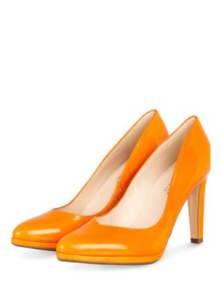 Peter Kaiser Pumps Damen, Orange
