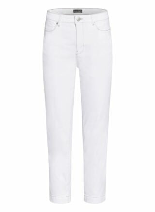 Phase Eight Jeans Ramona Straight Leg Jeans Damen, Weiß