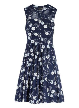Phase Eight Neha Ausgestelltes Kleid Damen, Blau