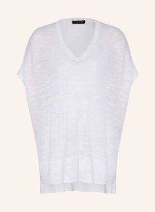 Phase Eight Sukie Oversized-Blusenshirt Damen, Weiß