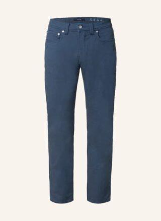 Pierre Cardin Lyon 5-Pocket-Hose Herren, Blau
