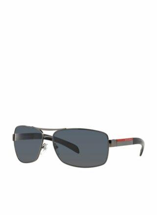 Prada Linea Rossa Ps 54is Sonnenbrille Herren, Grau