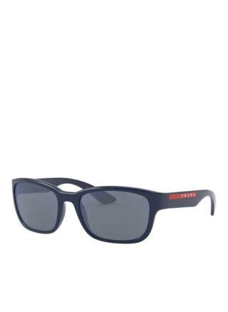Prada Ps 05vs Sonnenbrille Herren, Blau