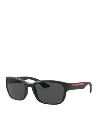 Prada Ps 05vs Sonnenbrille Herren, Schwarz