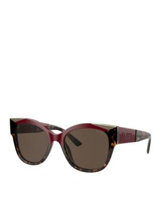 Prada pr02ws Sonnenbrille Damen, Braun