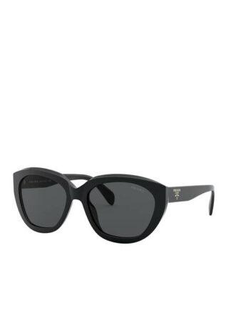 Prada pr16xs Sonnenbrille Damen, Schwarz