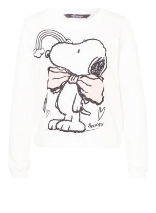 Princess GOES HOLLYWOOD Sweatshirt Damen, Weiß