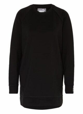 Puma Exhale Oversized-Sweatshirt Damen, Schwarz
