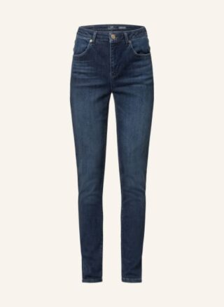 RAFFAELLO ROSSI Amal Slim Fit Jeans Damen, Blau