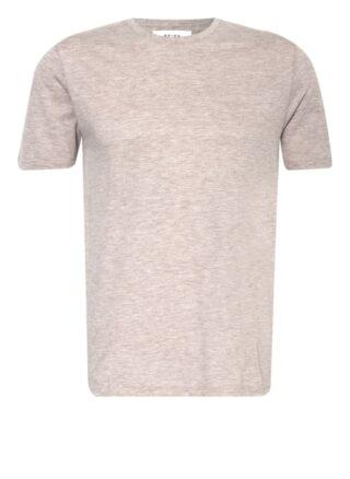 REISS Bless T-Shirt Herren, Beige