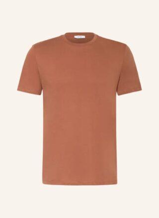 REISS Bless T-Shirt Herren, Braun