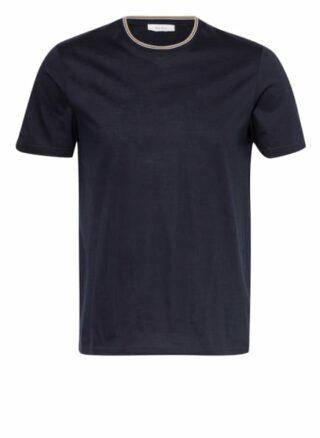 REISS Edward T-Shirt Herren, Blau