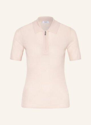 REISS Kelly Poloshirt Damen, Pink