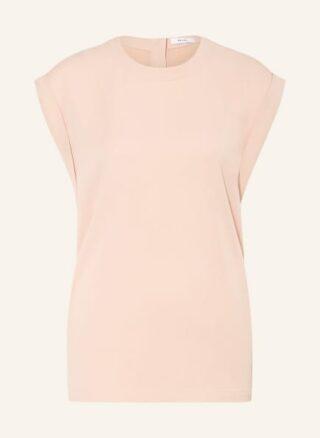 REISS Thea Top Damen, Pink