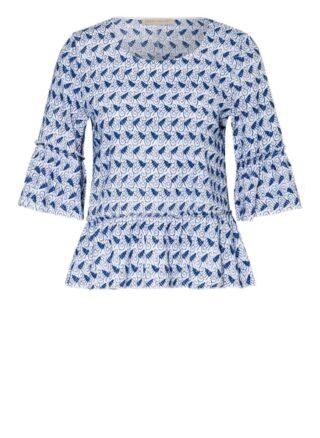 RINASCIMENTO Blusenshirt Damen, Blau