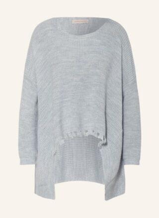 RINASCIMENTO Oversized-Pullover Damen, Grau